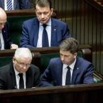 Z Prezesem Jarosławem Kaczyńskim