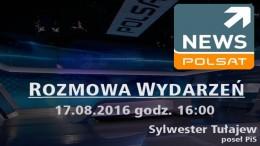Rozmowa Wydarzeń w Polsat News